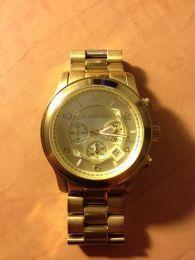 Michael Kors Accessories Gold Watch, Chronograph, Michael Kors, Rose Gold, Accessories, Jewelry Accessories