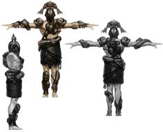 God of War Ascension Pictures Characters Concept Artwork 8