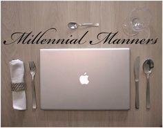 the beginning of a new mindset Los Millennials, Manners, Mindset, Iphone, Creative, Attitude