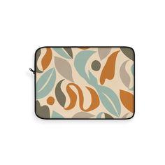 Matisse Inspired Laptop Sleeve #113 – WavyBazaar Macbook Sleeve, Mid Century Art, Geometric Pillow, Beach Print, Retro Pattern, Sleeve Designs, Matisse, Laptop Sleeves, Prints