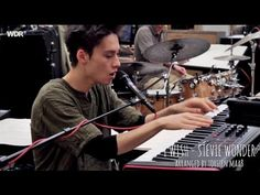 WDR Big Band feat. Jacob Collier -  I wish | WDR