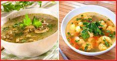 Vă prezentăm top 4 rețete a celor mai delicioase supe de post. Deoarece în perioada postului experimentele culinare deseori sunt la ordinea de zi, vă îndemnăm să pregătiți o supă deosebit de savuroasă și aromată, ce se prepară uimitor de simplu. Doar alegeți rețeta preferată și bucurați-i pe cei dragi cu un prânz deosebit de delicios. Rețeta Nr.1 – Supă de mei cu cartofi INGREDIENTE -1 ardei gras -1 dovlecel -2 cartofi -1 morcov -50 g rădăcină de pătrunjel -1 ceapă -1 praz -50 g de mei -sare… Valspar, Cheeseburger Chowder, Thai Red Curry, Soup, Ethnic Recipes, Mai, Soups