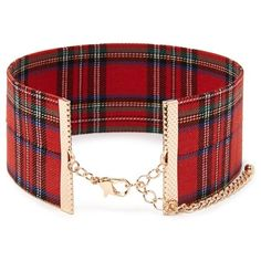 Forever21 Plaid Choker ($5.90) ❤ liked on Polyvore featuring jewelry, necklaces, braided necklace, braided chain necklace, forever 21 jewelry, plaid jewelry and choker jewelry