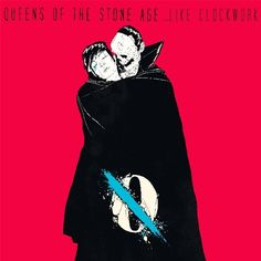 Queens of the Stone Age - Like Clockwork - Design by Boneface