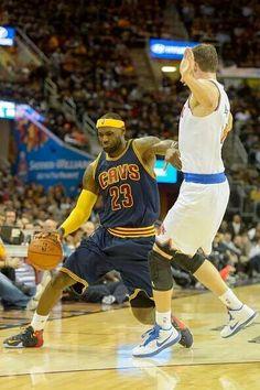 LeBron James Cavaliers vs New York Knicks