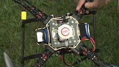 How Do You Build a Do-It-Yourself Drone? - YouTube