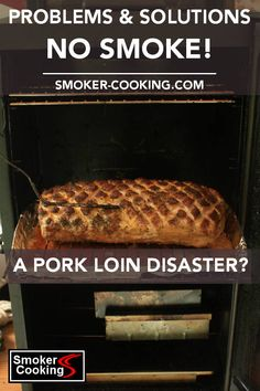 Masterbuilt Smoker's Not Smoking: One Fix- Adjusting Woodchip Tray - What do you do if your smoke doesn't produce the smoke it should? Will your pork loin be a total - Masterbuilt Electric Smokers, Masterbuilt Smoker, Meat Cooking Temperatures, Pork Dry Rubs, Best Electric Smoker, Gas Smoker, Charcoal Smoker, Smoker Cooking, Smoking Recipes