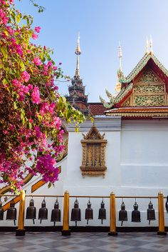 wat phra that doi suthep, chiang mai province, thailand | buddhist temple