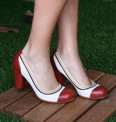 Chie Mihara Occidente pumps SS2014
