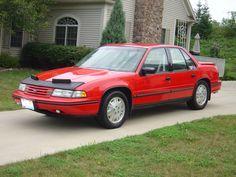 1992 chevy lumina | 1992 Chevrolet Lumina 4 Dr Euro Sedan picture - mine had a Z34 sticker on the sides