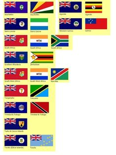 British Empire Flag, Nigerian Flag, Australian Flags, Flag Patches, Flag Logo, Flags Of The World, British History, Coat Of Arms, Learn English