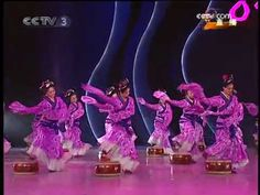 Chinese traditional dance 相和歌 - YouTube