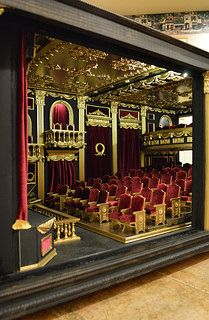 1:12 Scale Movie Palace | by Ken Haseltine Regent Miniatures