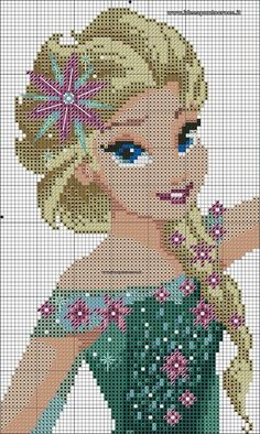 40 Disney Cross Stitch Charts Free from Cross Stitch Charts You may then choose which sides of the cell you're in you desire to get an outline. Cross stitch charts tell you whatever you want to learn about a cross Frozen Cross Stitch, Cross Stitch Baby, Cross Stitch Charts, Cross Stitching, Cross Stitch Embroidery, Embroidery Patterns, Loom Patterns, Hand Embroidery, Disney Cross Stitch Patterns