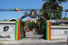 Are you a fan of reggae music and the legendary musician, Bob Marley, this place should be on your bucket list.