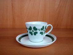 Arabia kahvikuppi Marimekko, Shades Of Green, Coffee Cups, Scandinavian, Retro Vintage, Koti, Ceramics, Dishes, Finland