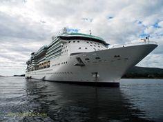 Royal Caribbean cruise ship Brilliance of the Seas - elegant and international http://beyondships.com/RCI-BOS-Profile.html#