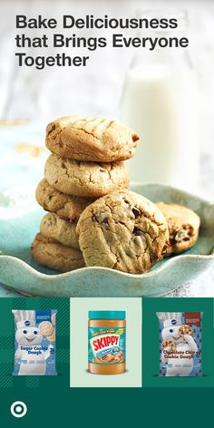 Make your holiday gatherings special with delicious treats that spread cheer. Shop baking essentials at Target. Recipes Using Cake Mix, Cake Mix Cookie Recipes, Cake Mix Cookies, Easy Cake Recipes, Yummy Cookies, Candy Recipes, Yummy Treats, Delicious Desserts, Snack Recipes