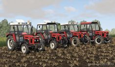 Download Zetor 77 Serie Pack (Real Sounds) mod. Functions: Agriculture, Red And White, Packing, Animation, Childhood, Games, Tractor, Bag Packaging, Infancy