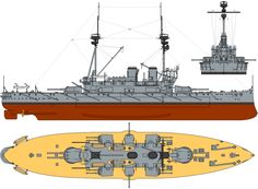 File:HMS Agamemnon (1908) profile drawing.png