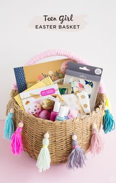 Now this is a cooler spin on an easter basket target easter basket ideas for kids from toddlers to teens negle Gallery
