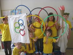 olympics crafts for kids - Google Search