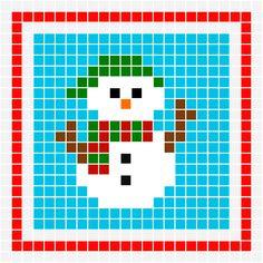 Sneeuwpop | Pixel Party