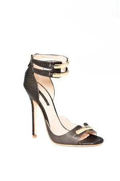 Elie Saab Ready-to-Wear Spring Summer 2013 - Shoes