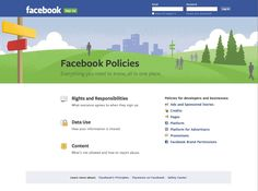 New '#Facebook Terms and Policies Hub' Answers Your Policy Questions