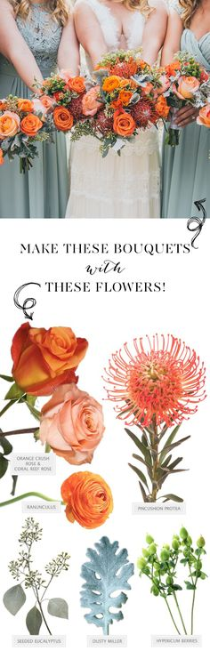 Alpha Floral wants to help you with your wedding bouquet!