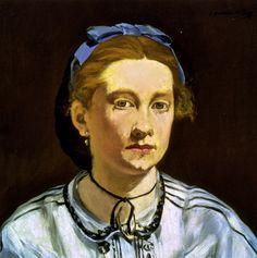 Edouard Manet - Victorine Meurent