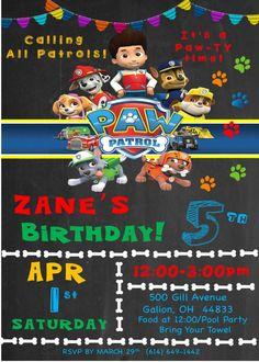 100 Paw Patrol Ideas Paw Patrol Paw Patrol Birthday Party Paw Patrol Birthday