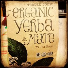 yerba mate can help prevent build up of lactic acid among other fitness boosting benefits!