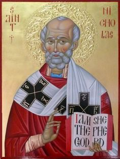 St. Nicholas hand painted orthodox icon , Byzantine, Orthodox Icons, Icons Ii, Icons Orthodox, Art Icons,  Art Iconography, Icons Святые, Faith Icons, Contemporary Icons by ArtByChimevi Religious Icons, Religious Art, Paint Icon, Byzantine Icons, Saint Nicholas, Orthodox Icons, Sacred Art, Saints, Creations