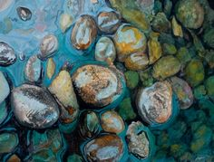 Bright riverstones by fredasurgenor on deviantART