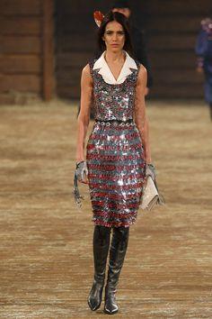 Chanel Métiers d'art 2014 #ChanelDallas Visit espritdegabrielle.com | L'héritage de Coco Chanel #espritdegabrielle