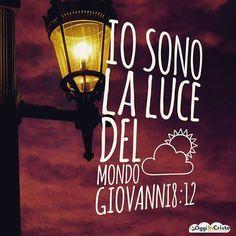 IO SONO la luce del mondo I AM te light of the world http://ift.tt/297BmcH