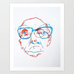 José Saramago fan art pieces! @ReadNobels / guiltless reading