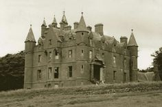 Balintore Castle haunted?  NE Scotland