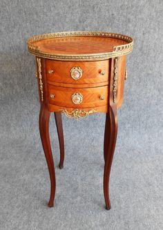 Comodino in Stile Luigi XV - part. 1 | Restauro mobili | Pinterest ...