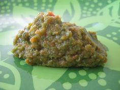 """Eat Your Greens"" Puree on Weelicious"