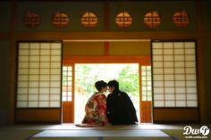 和装ロケーションフォト|結婚写真 和装前撮り 大阪 フォトウエディング専門フォトスタジオのスタジオTVB