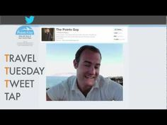 The Points Guy hosts a special Travel Tuesday edition of #TweetTap! #waywire