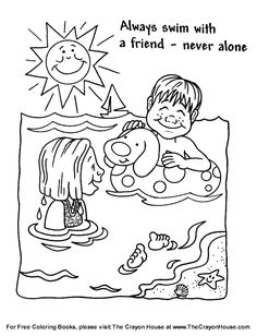 edith fire safety coloring pages - photo#22