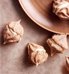 Keep these simple, bite-size chocolate meringue drops on hand to quench sweet cravings.