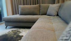καναπές γωνία ginger