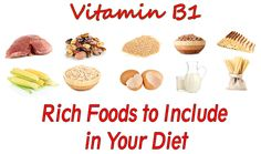 Vitamin B1 is a much essential nutrient that offers natural energy & good health. Learn the vitamin B1 rich foods listed here to include in your diet.