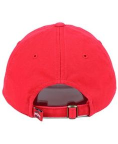 newest 3251d 72d10 Top of the World Ohio State Buckeyes Crew Adjustable Cap - Red Adjustable