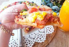 Kahvaltıya Şipşak Tencere Pizzası (20 Dakika) - Nefis Yemek Tarifleri Hawaiian Pizza, Food, Essen, Meals, Yemek, Eten