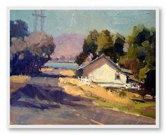 Delta Backroads by Randall Sexton